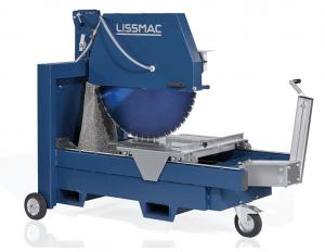 Lissmac DTS-1000 Steintrennsäge