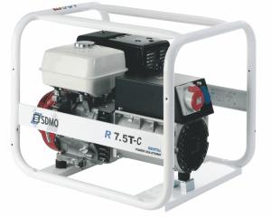 SDMO R7,5 T Stromerzeuger